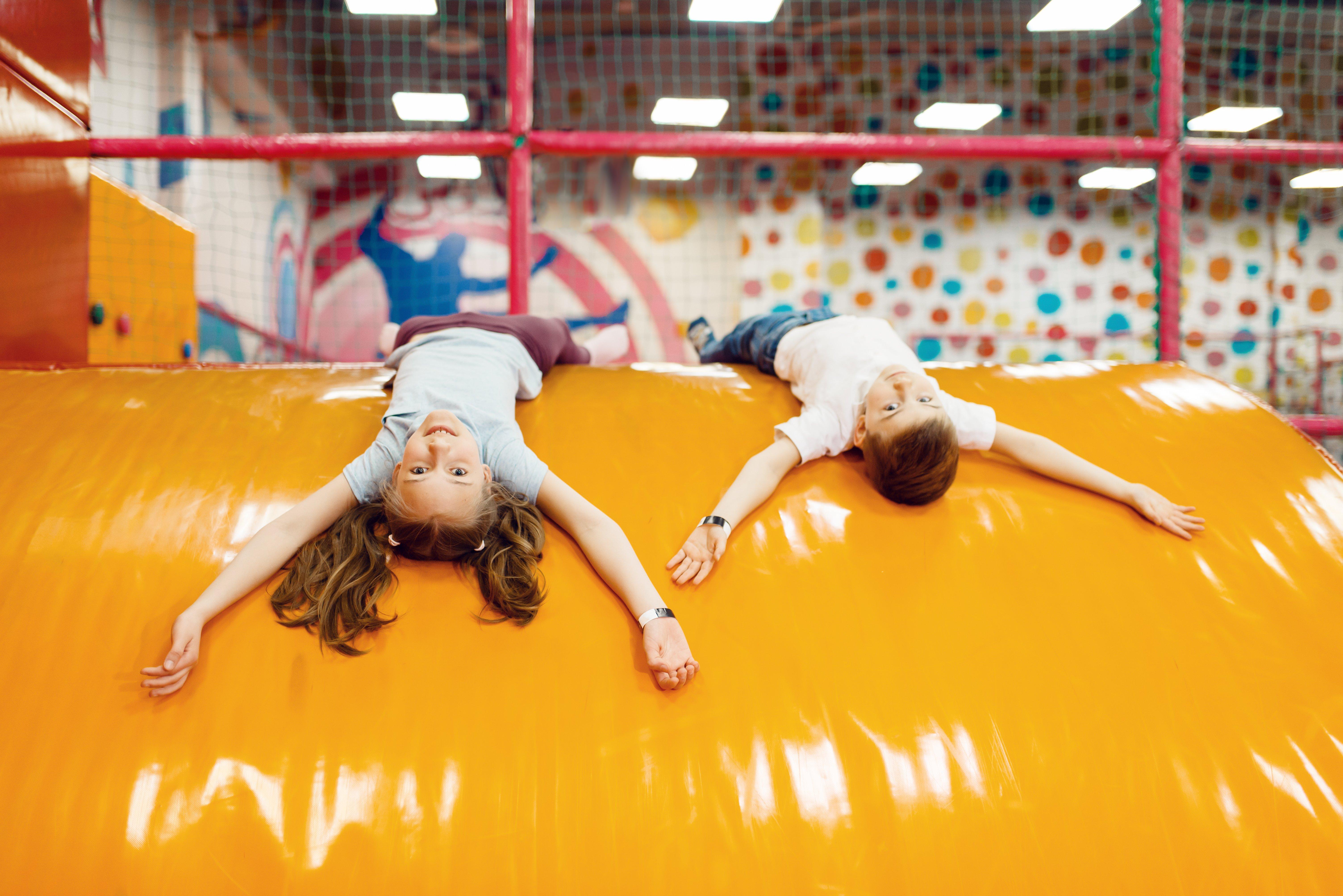 Children in a FEC